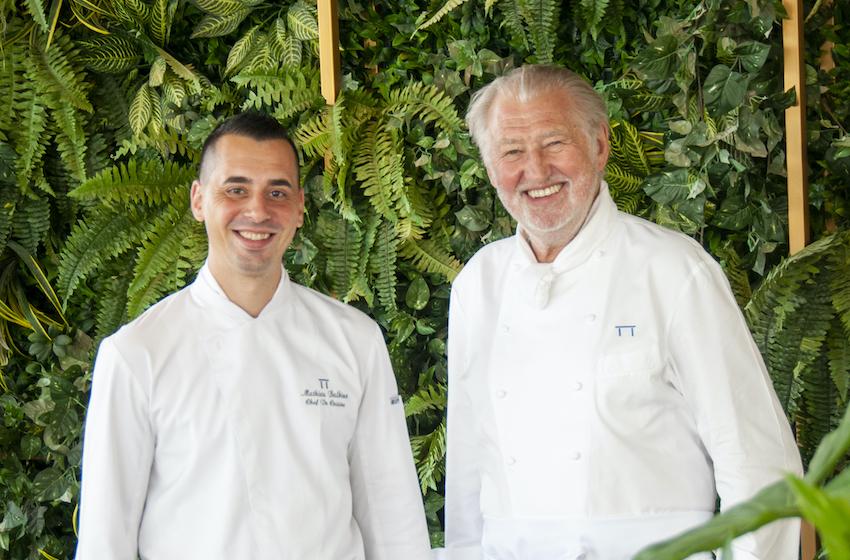 Pierre's Bistro & Bar : rencontre avec le Chef Pierre Gagnaire à Dubai !