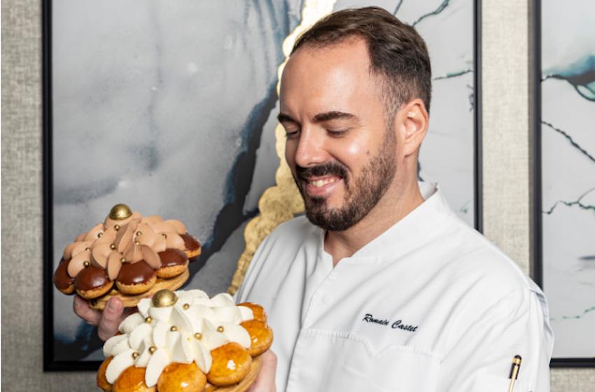 Interview de chef : Romain CASTET – Chef Pâtissier Exécutif du Sofitel Dubai The Obelisk