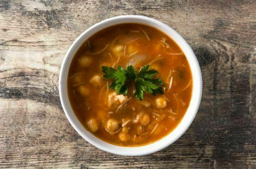 Soupe Marocaine Harira au Thermomix  – La recette de Fatima-Zahra Roki