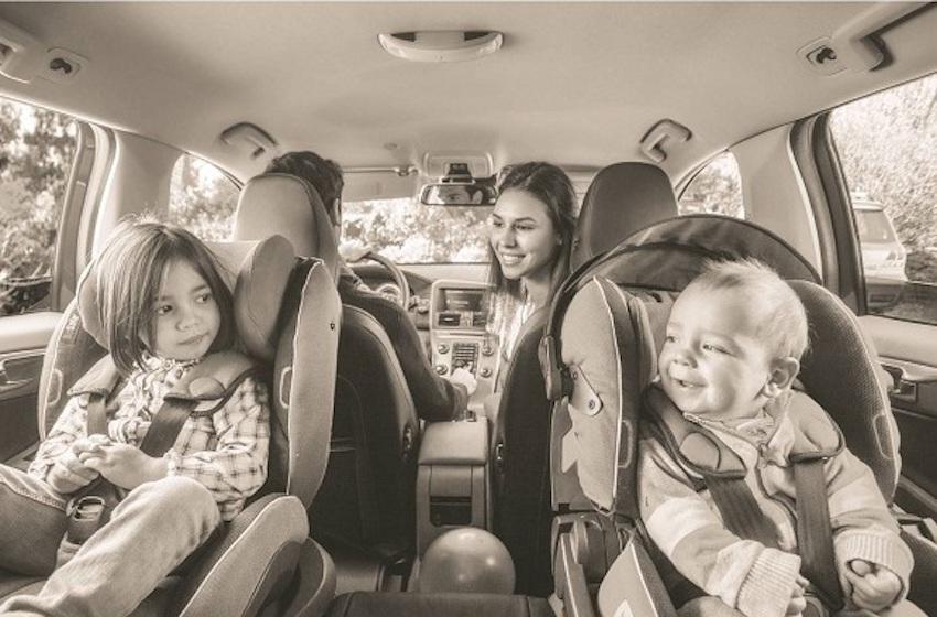 La sécurité routière aux Émirats Arabes Unis, avec BeSafe.