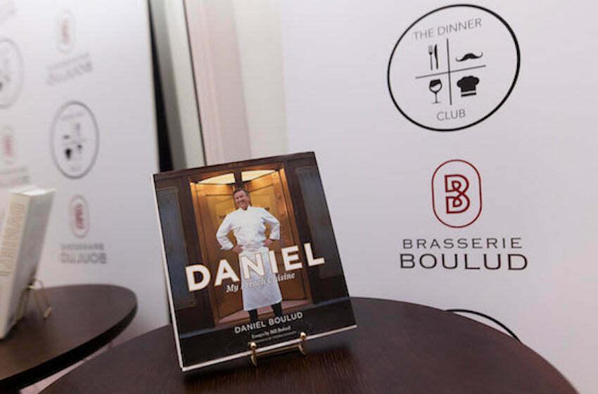 Première édition de « THE DINNER CLUB » à la Brasserie Boulud du Sofitel The Obelisk !