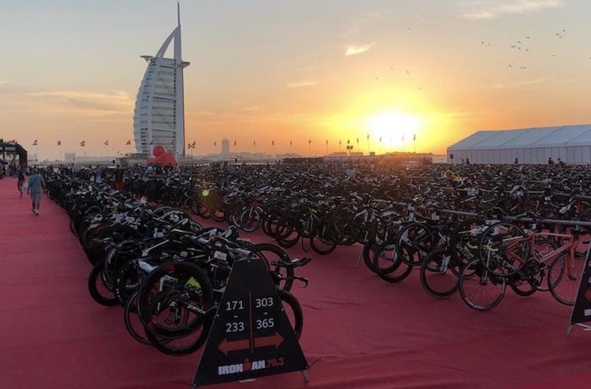 Six bonnes raisons de se mettre au triathlon à Dubai !