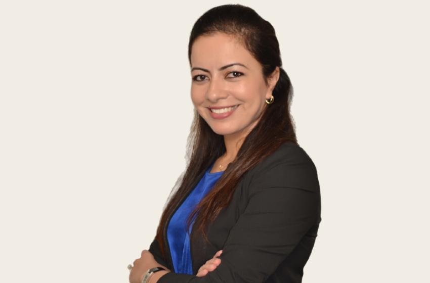 "MEET THE ""FRENCH"" DOCTORS : Dr Ghita Harifi, rhumatologue."