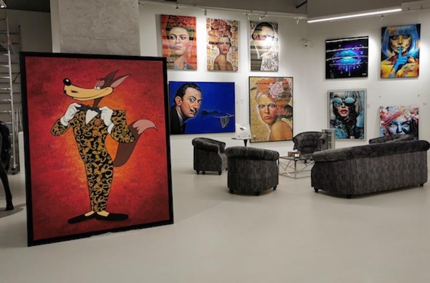 Sortie culturelle : 3 galeries d'art à découvrir à Dubai Downtown !