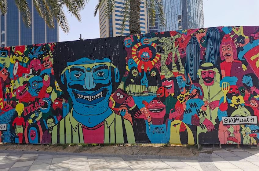 Notre TOP 5 pour découvrir la Culture hip-hop à Dubai !