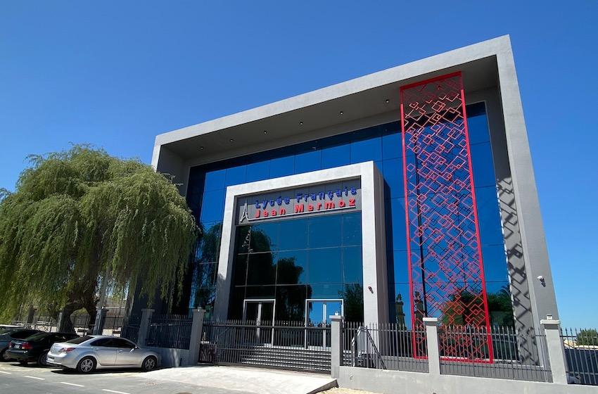 Le Lycée Français Jean Mermoz poursuit son expansion pour la rentrée scolaire 2021/2022