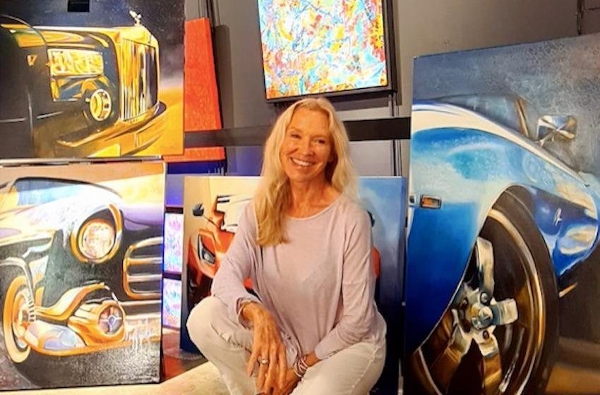 Parole d'artistes : la parole à… Cathy Deniset