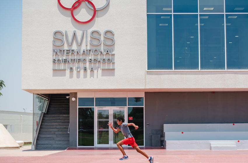 5 bonnes raisons d'inscrire votre enfant à la Swiss International Scientific School de Dubai !