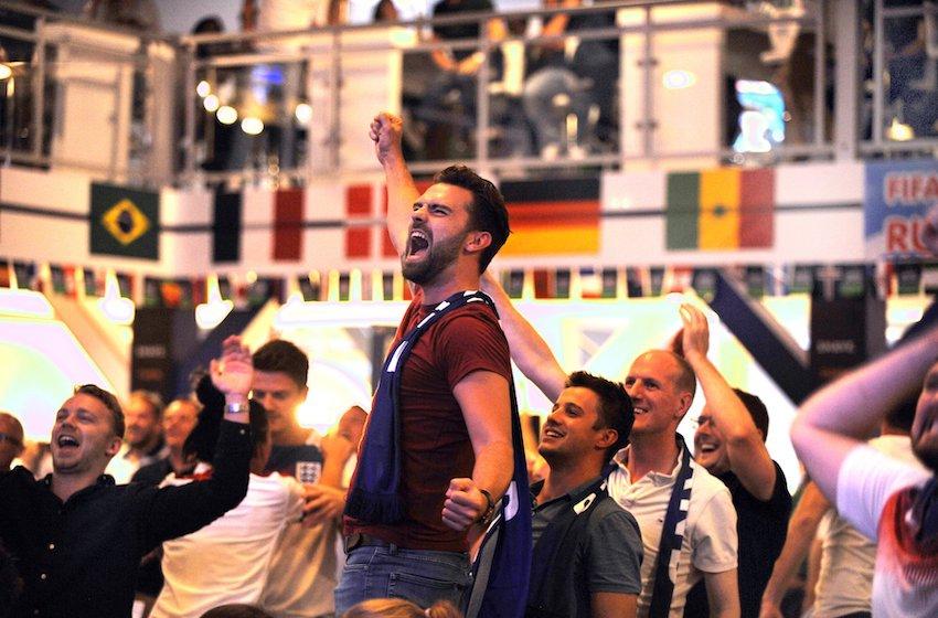 Notre sélection de lieux pour regarder l'UEFA Euro 2020 de foot à Dubai !