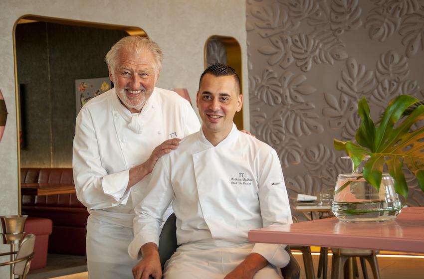 Interview de chef : Chef Mathieu Balbino du Pierre's Bistro et Choix Dubai !