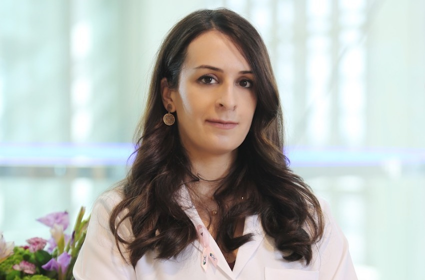 """MEET THE """"FRENCH"""" DOCTORS : Dr Kayane Mheidly, Hématologue"""